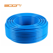 Blue PU tube, flexible Pe tube, high quality acid-base resistance tube air hose 14 * 10mm