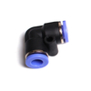 Free Sample China Supplier Low Price Casting Plastic Pneumatic Fitting