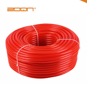 Orange Soft PVC Tubes, Best Factory Top Quality